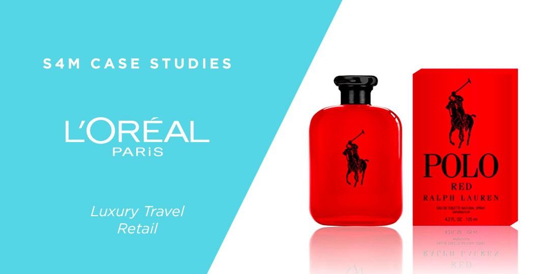 Ralph Lauren Polo Red (L'Oréal Travel Retail)